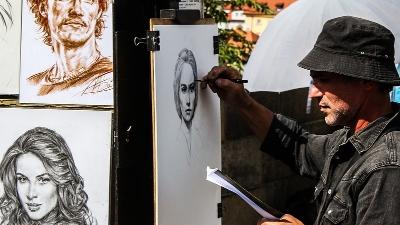 チャネリングと芸術家